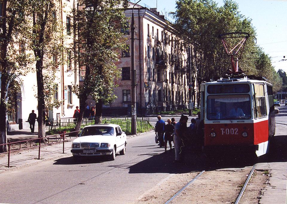 Ангарск. 71-132 (ЛМ-93) №002