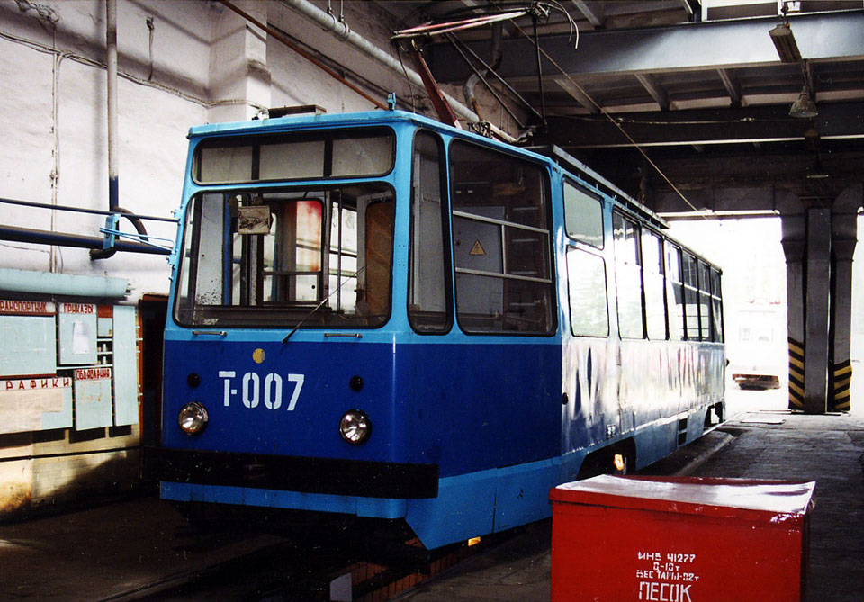 Ангарск. 71-132 (ЛМ-93) №007