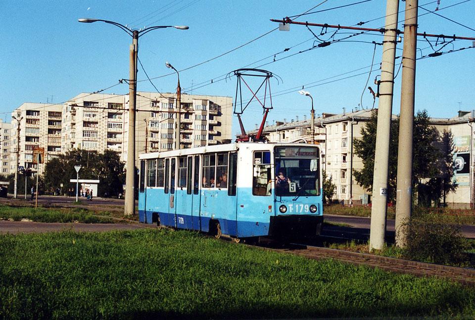Ангарск. 71-608К (КТМ-8) №179