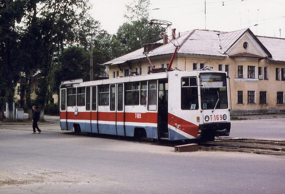 Ангарск. 71-608К (КТМ-8) №169