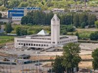 Минск. Автовокзал Московский в процессе демонтажа