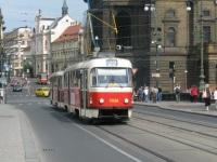 Прага. Tatra T3SUCS №7036