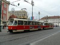 Прага. Tatra T3 №8464
