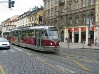 Прага. Tatra T3R.PLF №8255