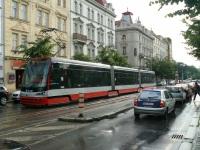 Прага. Škoda 15T №9229