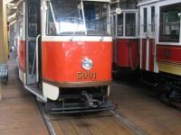 Прага. Tatra T1 №5001