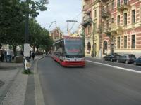 Прага. Škoda 15T №9243