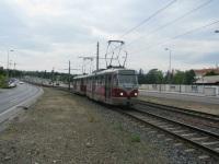 Прага. Tatra T3R.PLF №8261