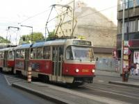 Прага. Tatra T3 №8346