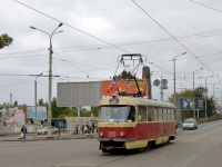 Днепропетровск. Tatra T3SU №1212
