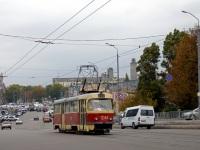 Днепропетровск. Tatra T3SU №1244