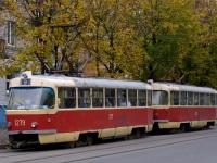 Днепропетровск. Tatra T3SU №1279, Tatra T3SU №1280