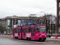 Таллин. Tatra KT4D №167