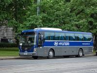 Санкт-Петербург. Hyundai Universe Space Luxury в188мв