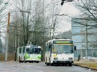 Житомир. Škoda 14Tr17/6M №081, ЗиУ-682Г00 №1050