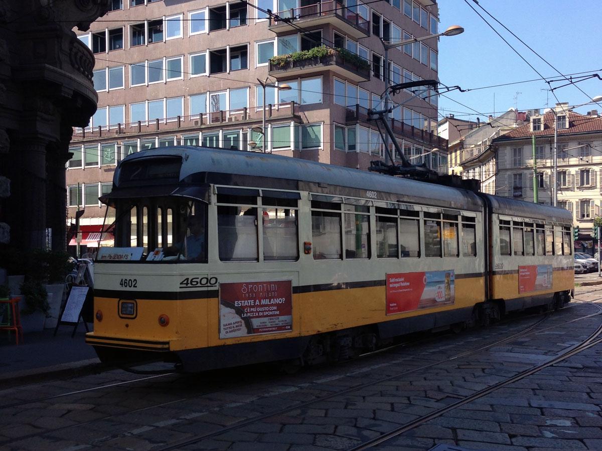 Милан. Breda M6/2 №4602