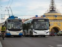 Санкт-Петербург. Volgabus-5270.05 м039не, ВМЗ-5298.01 №3333