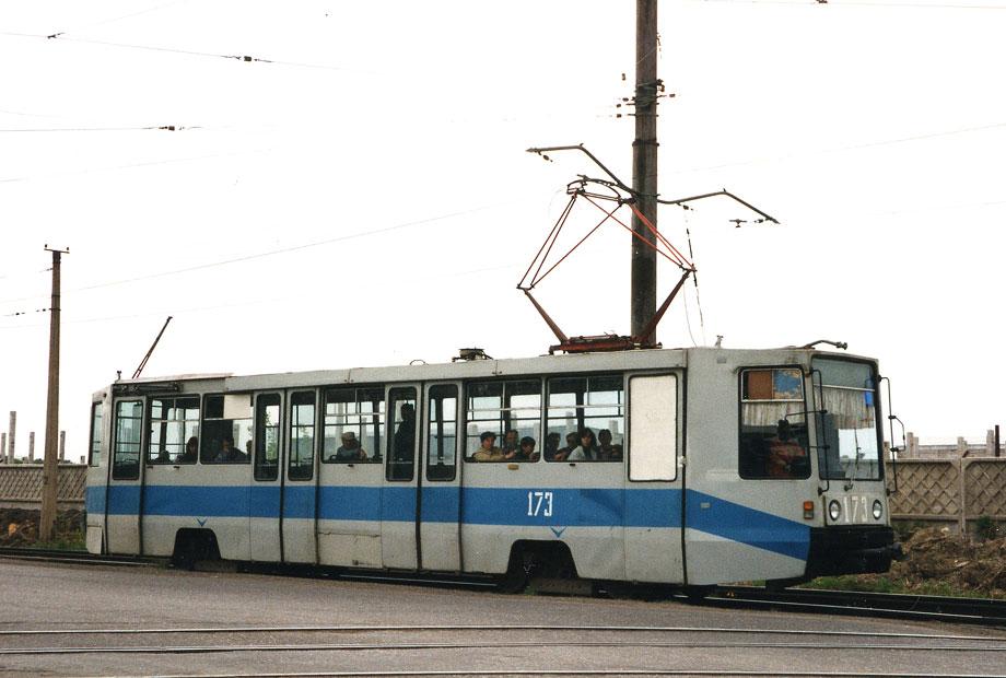 Новокузнецк. 71-608К (КТМ-8) №173