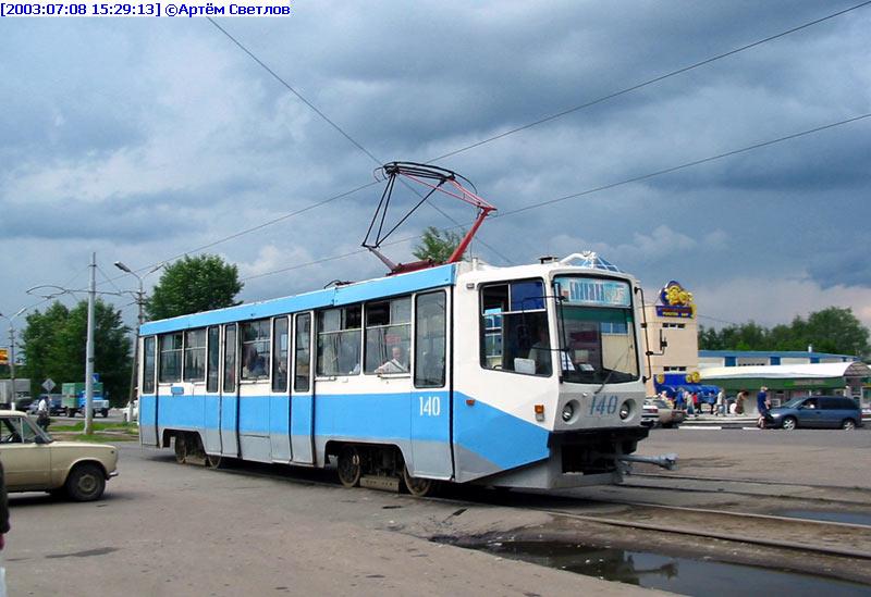 Коломна. 71-608КМ (КТМ-8М) №140