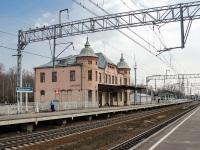 Санкт-Петербург. Станция Парголово