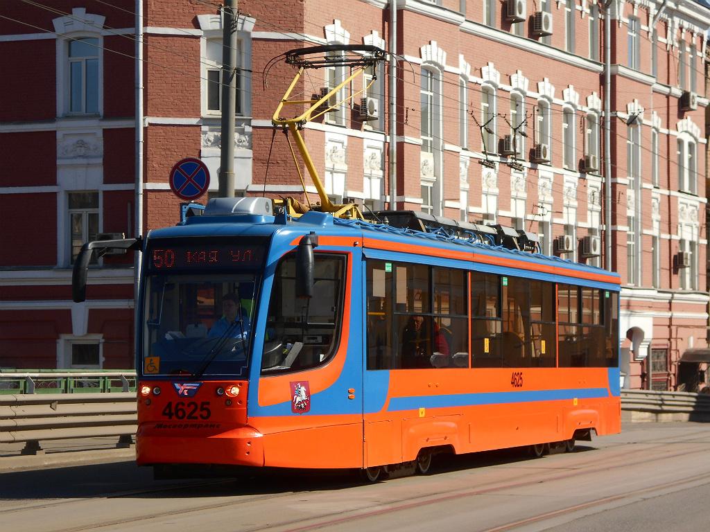 Москва. 71-623-02 (КТМ-23) №4625
