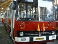Прага. Ikarus 280 AT 57-76