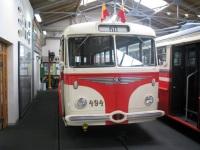 Прага. Škoda 8Tr №494
