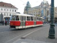 Прага. Tatra T3 №8535