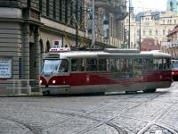 Прага. Tatra T3R.PLF №8264