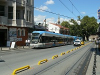 Стамбул. Bombardier Flexity Swift №753