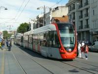 Стамбул. Alstom Citadis 301 №811