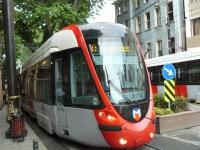 Стамбул. Alstom Citadis 301 №817