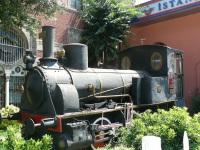 Стамбул. (локомотив - модель неизвестна)-2251