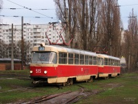 Харьков. Tatra T3SU №515, Tatra T3SU №516