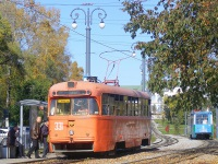Хабаровск. РВЗ-6М2 №331