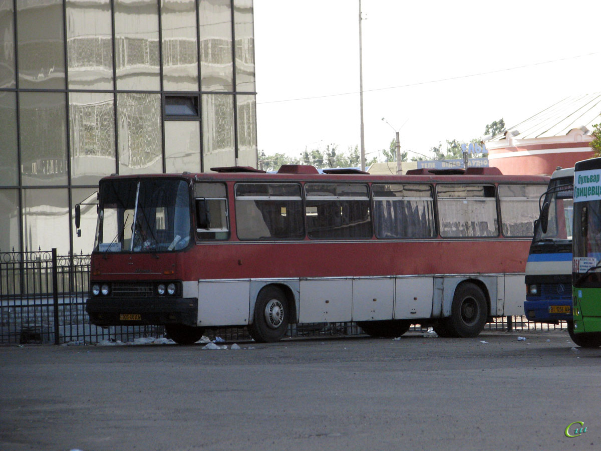 Харьков. Ikarus 256 003-00XA