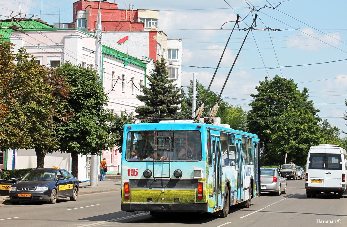 Бобруйск. АКСМ-201 №116