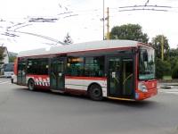 Прешов. Škoda 24Tr Irisbus №711