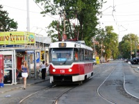 Краснодар. Tatra T3SU №156