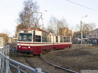 Санкт-Петербург. ЛВС-86К №5016