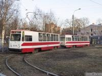 Санкт-Петербург. ЛМ-68М №5519, ЛМ-68М №5446