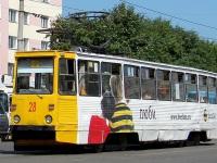 Комсомольск-на-Амуре. 71-605 (КТМ-5) №28