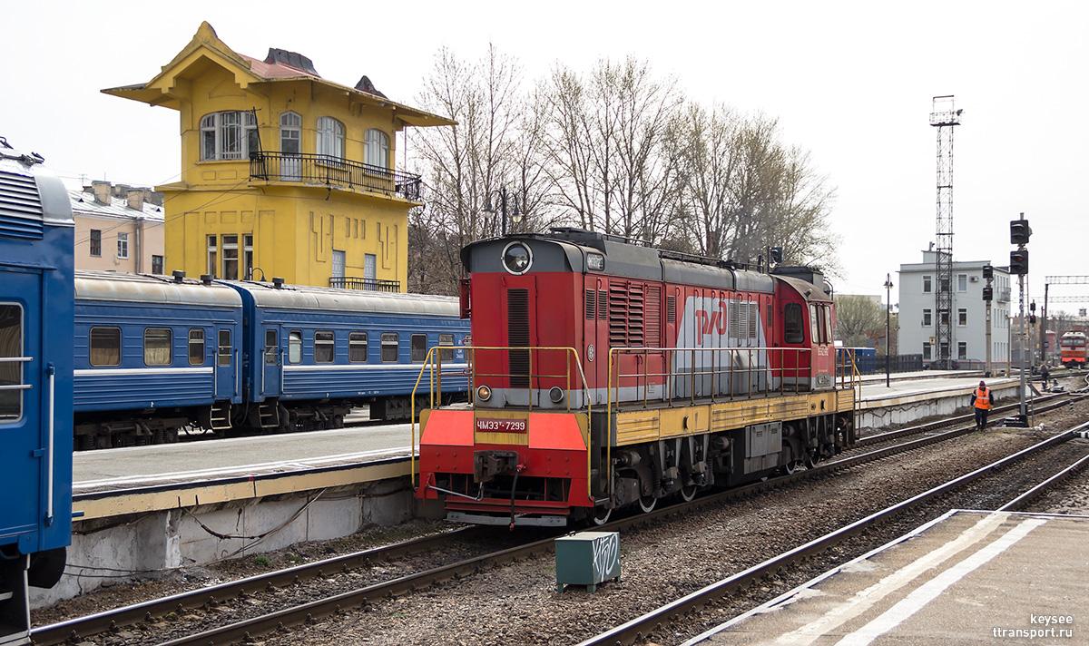 Санкт-Петербург. ЧМЭ3т-7299