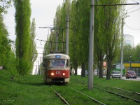 Харьков. Tatra T3SU №676