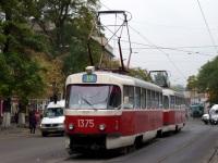 Днепропетровск. Tatra T3SU №1375