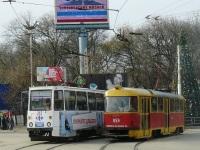 Краснодар. 71-605 (КТМ-5) №313, Tatra T3SU №059