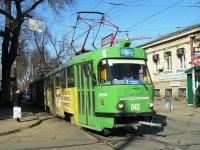 Краснодар. Tatra T3SU №043
