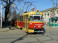 Краснодар. Tatra T3SU №032