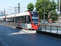 Стамбул. Alstom Citadis 301 №837