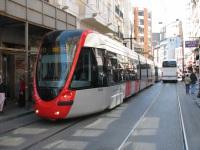 Стамбул. Alstom Citadis 301 №833